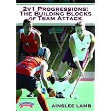 2v1 Progressions: The Building Blocks of Team Attack by Ainslee Lamb