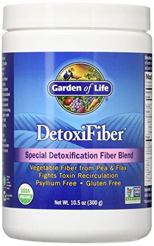 Garden Life Detox Fiber Supplement product image