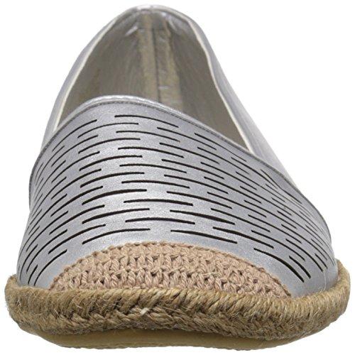 Shoes Silver Linea Women's Flat Ballet Wanted RqUTawa