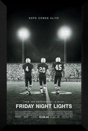 ArtDirect Friday Night Lights FRAMED 27x40 Movie Poster: McGraw