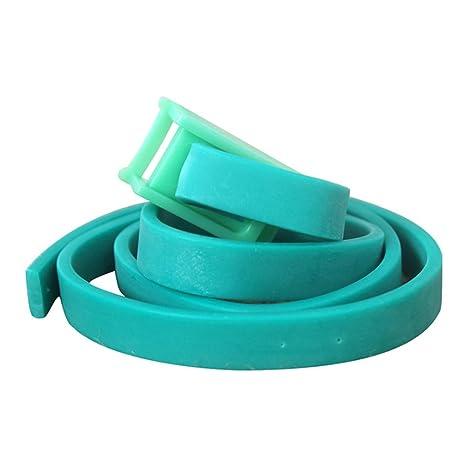 UEETEK Collares antipulgas y garrapatas para Perros Gatos Collares Reflectante