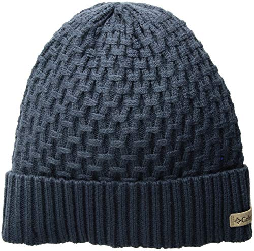 Columbia Hideaway Haven Cabled Beanie, Nocturnal One ()