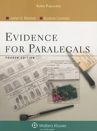 evidence-for-paralegals