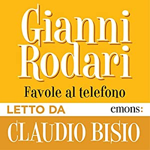 Favole al telefono Audiobook