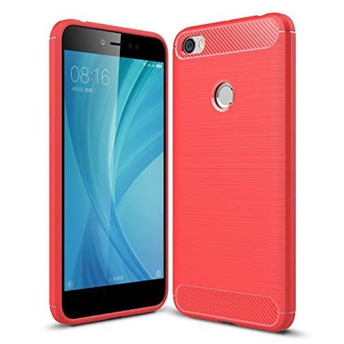 9a67591aa23 durable service Funda XiaoMi RedMi Note 5A Prime,Carcasas XiaoMi RedMi Note  5A Prime Gel TPU Silicona Flexible Fibra De Carbono Ultra Delgado Ligero  Goma ...
