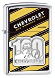 zippo numbered - Zippo #8 High Polish Chrome Lighter (Silver, 5 1/2x3 1/2-cm)