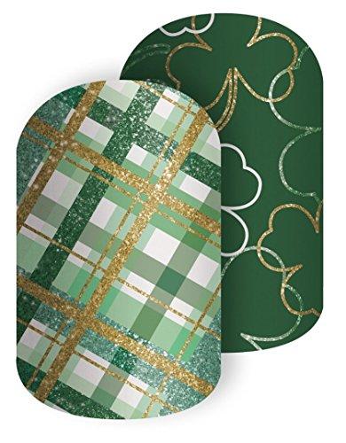 - Jamberry Nail Wraps~Lucky Me~Half Sheet