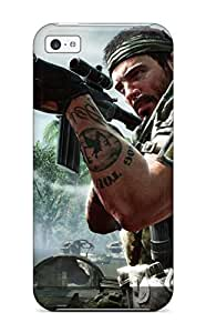 High Quality Shock Absorbing Case For Iphone 5c-call Of Duty wangjiang maoyi by lolosakes