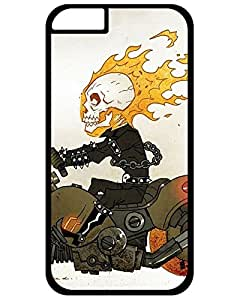Hot Tpu Cover Case For iPhone 5c Case Cover Skin - Ghost Rider 2126396ZD323685863I5C