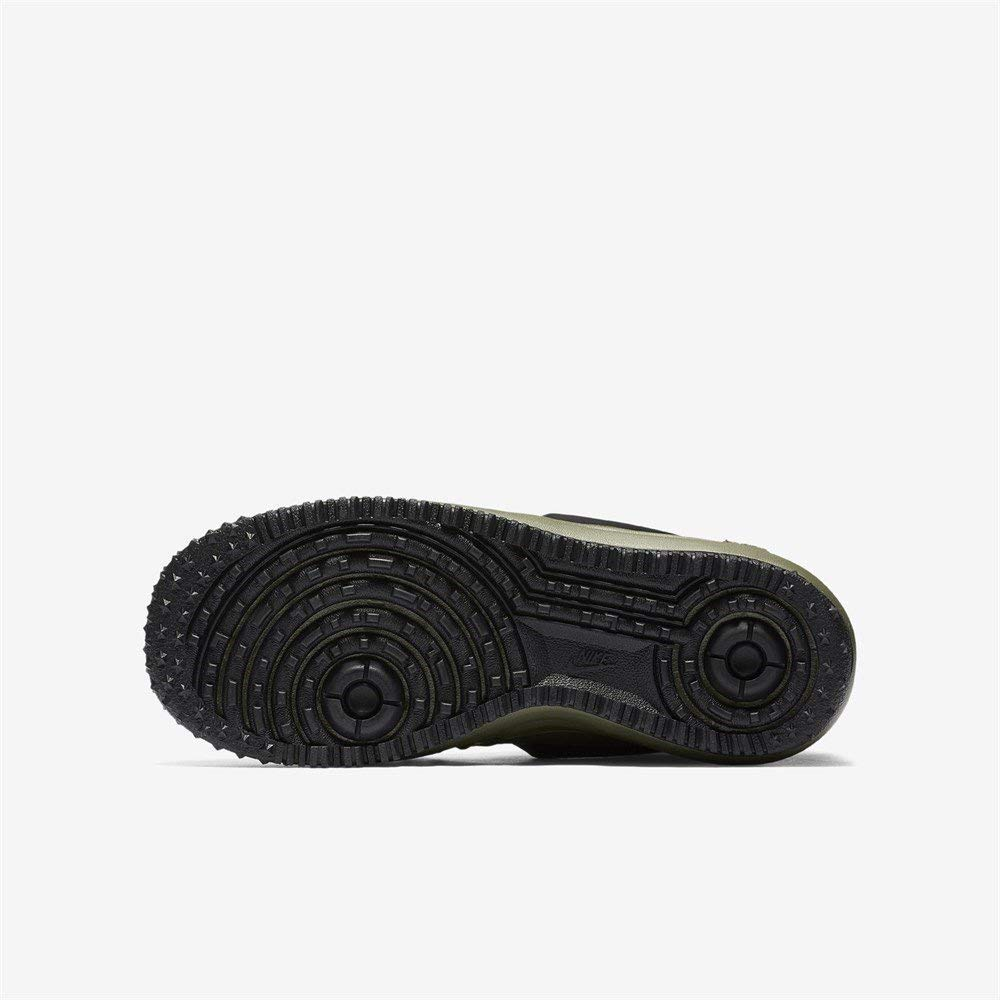 sale retailer 23b9f 37526 Amazon.com   Nike Kid s LF1 Dunkboot 17 GS, Medium Olive Black-Wolf Grey    Running