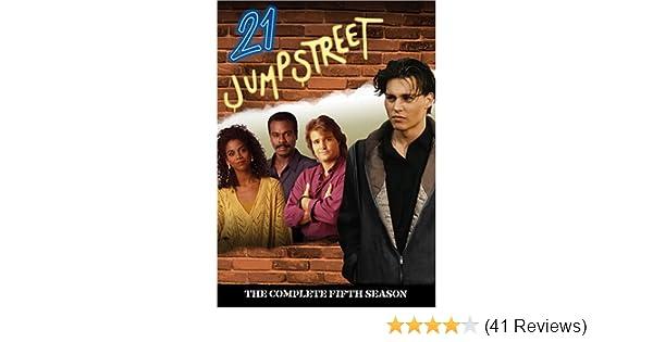 Amazoncom 21 Jump Street Season 5 Johnny Depp Dustin