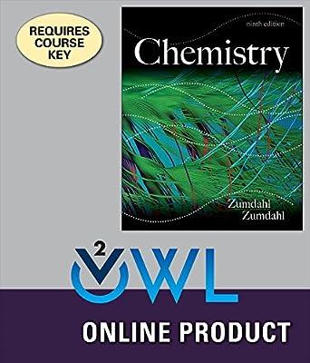 OWLv2 for Zumdahl/Zumdahl's Chemistry, 9th Edition