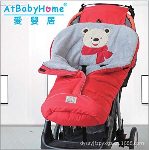 $70.69 Target Infant Car Seats 2018 Winter Baby Stroller Sleeping Bags Thicken Warm Envelope for Newborn Infant Windproof Cocoon Stroller Sleepsacks 2019