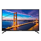 "PrimeCables 43"" FHD 1080P DLED TV IPS LCD Panel Television USB Port, 3 HDMI Input Channel, Energy Saving"