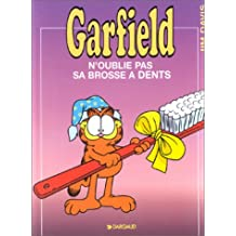 Garfield 22  N'oublie pas sa brosse à dents