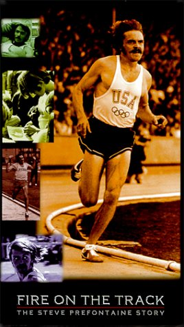Fire On The Track: The Steve Prefontaine Story [VHS] Frank Shorter