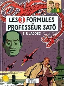 """Afficher """"Les 3 formules du professeur Sato n° 1 Mortimer à Tokyo"""""""