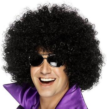 Mega-Huge Size One Size Smiffys Afro Wig