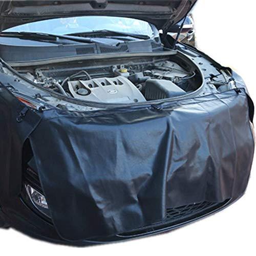 Moyishi 3PCS Automotive Mechanic Magnetic Fender Cover Mat Pad Protective Mat for Repair Automotive Work