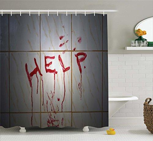 shower rug blood - 6