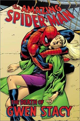 Amazon.com: Spider-Man: Death of Gwen Stacy (9780785110262): Gerry Conway,  Gil Kane, John Romita, Tony Mortellaro: Books