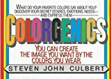 img - for Colorgenics: You Can Create the Image You Want by the Colors You Wear book / textbook / text book