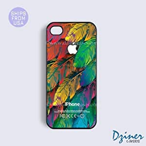 iPhone 5 5s Case - Colorful Leaves iPhone Cover