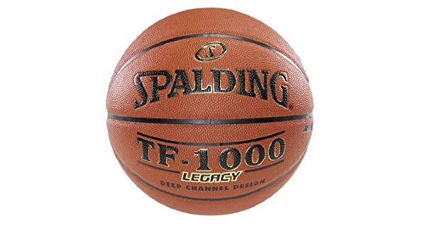 Spalding TF-1000 Legacy Indoor/Outdoor Basketball - Official Size ...
