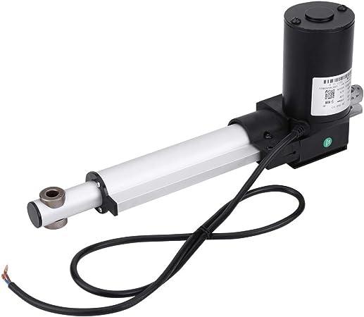 attuatore lineare corsa 50mm ad alte prestazioni 750N attuatore lineare elettrico diritto motore lineare 24V motore lineare tecnologia attuatore lineare Attuatore lineare