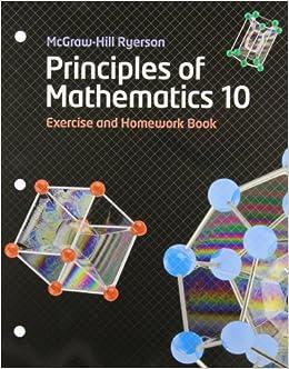 mcgraw hill ryerson principles of mathematics 10