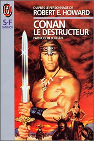 conan le destructeur french