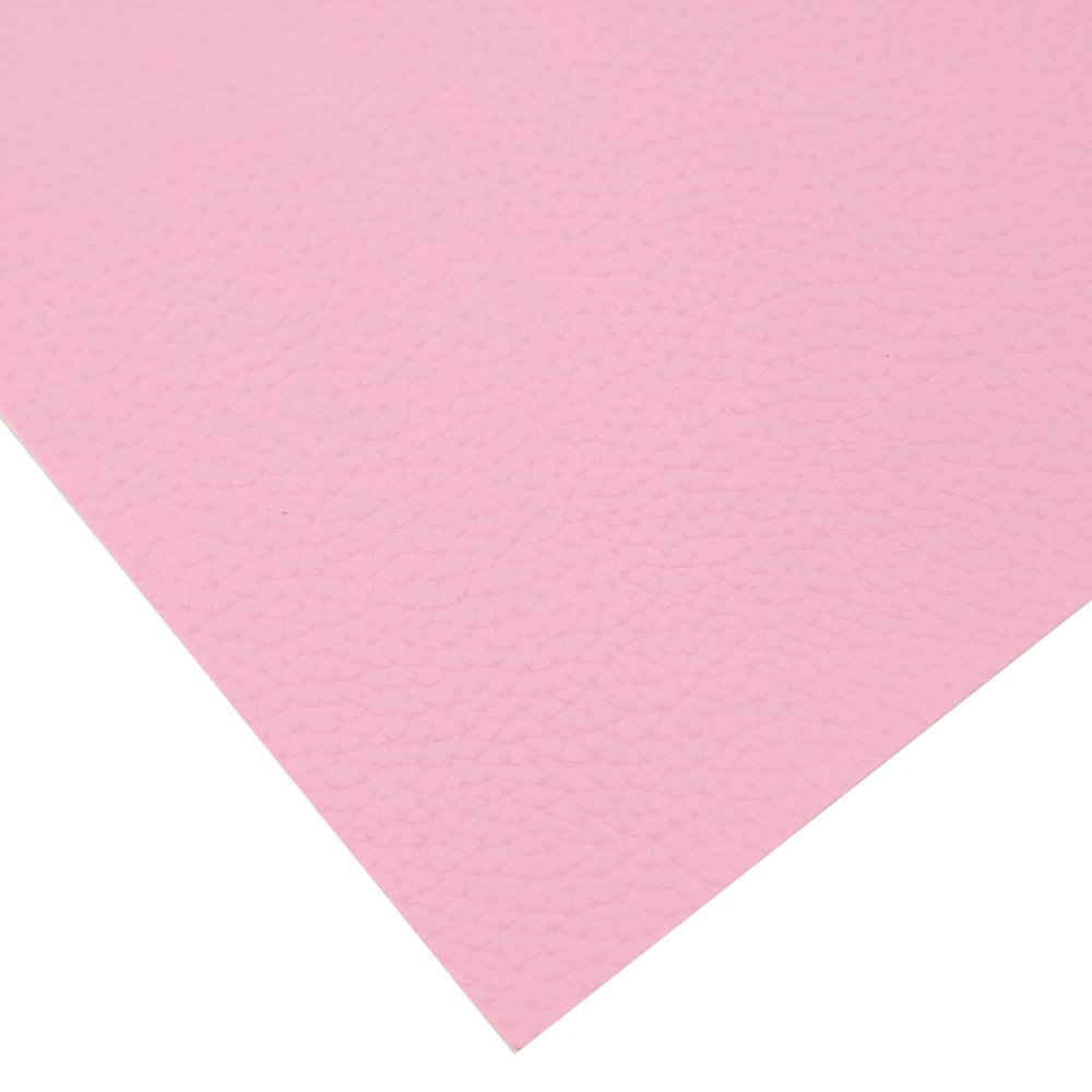 Bright Color Leather 20cm x 34cm Perfect for Making Hair Bow Wallet Handbags Dressing Sewing Crafting DIY Projects David Angie 10 Pcs Solid PU Synthetic Leather Canvas Back 8 x 13