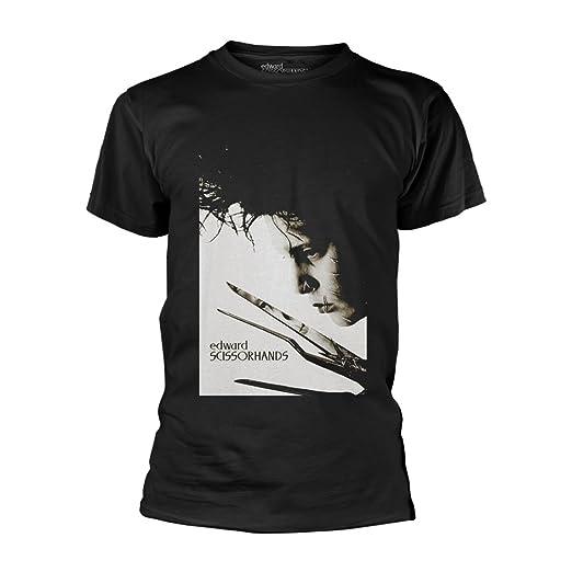 bde2f8f5c Edward Scissorhands Johnny Depp Tim Burton Official Tee T-Shirt Mens Unisex  (Small)