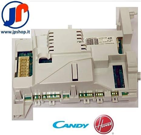 tarjeta electrónica lavadora Candy 41035231: Amazon.es: Grandes ...