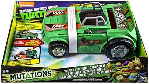 Nickelodeon teenage mutant ninja mutations turtle turbo charger