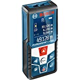 Bosch GLM 500-2 Plastic Professional Color Display 50M Range Laser Distance Meter (Blue)