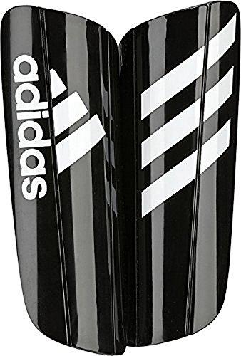 adidas Performance Ghost Lesto Shin Guard, Black/White, Medium Ghost Lesto Shin Guard
