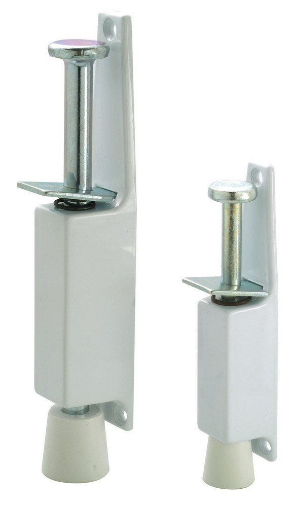 Jourjon jean 160043 - Sgm tope de puerta 75 mm, altura 40 kg, blanco