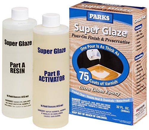 Review Rust-Oleum Parks Super Glaze,