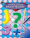 Third Grade Brain Teasers, Carol Eichel, 1557344884
