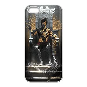 Prince of Persia£ºThe Sands of Time HILDA0309526 Phone Back Case Customized Art Print Design Hard Shell Protection Iphone 5,5S