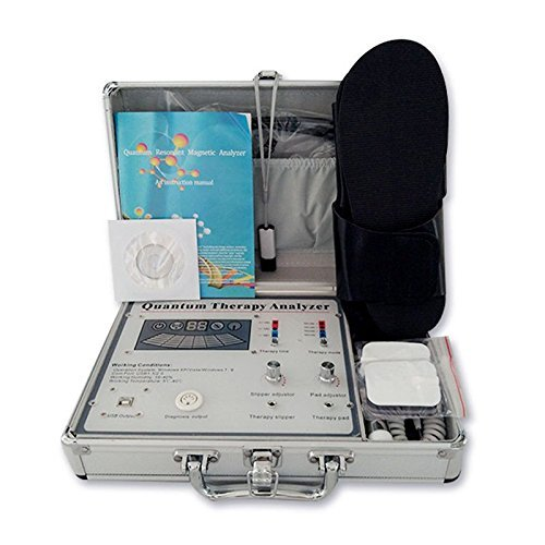 EHM Quantum Magnetic Resonance Body Analyzer® & Massage Therapy | Non-Invasive, Whole Body Health Scanner | 45 Reports In English & Spanish by LTD