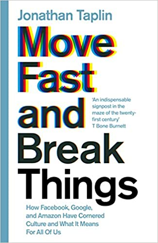 Move fast and break things book cover