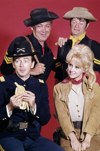 F Troop Cast Poster