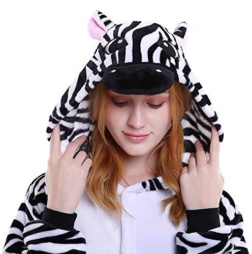 Halloween Zebra Costume Kigurumi Cosplay Anime Pigiama Abyed® Attrezzatura 6Ixwa