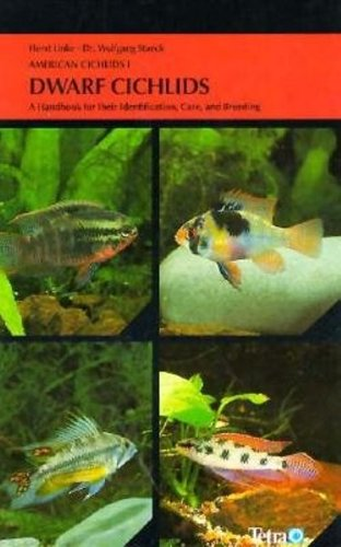 Dwarf Cichlids (American Cichlids) by Brand: Tetra Press