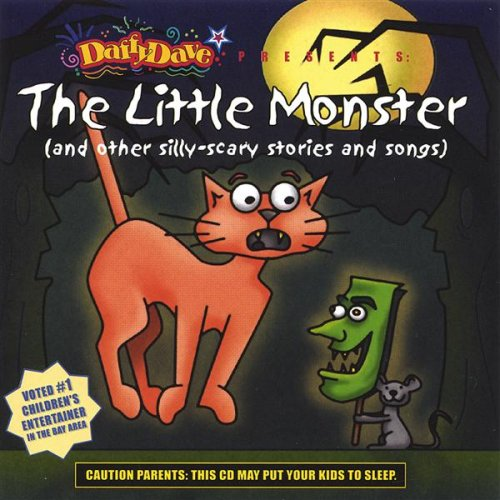 Little Monster Other Silly-Scary Stories &
