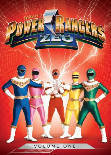 Power Ranger Colors (Power Rangers: Zeo, Vol. 1)