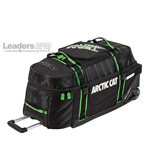 Arctic Cat Gear (Arctic Cat New OEM Team Arctic Roller Bag, 5262-900)