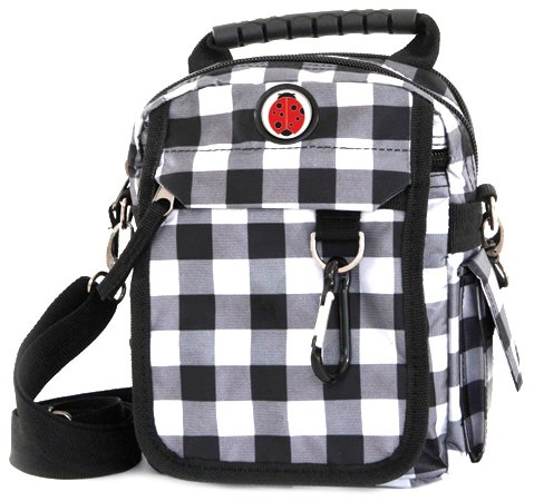 CMC Golf Ladybug Urban Pack, Plaid